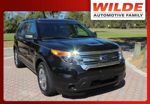 Pre-Owned 2014 Ford Explorer FWD 4dr Base FWD Sport Utility