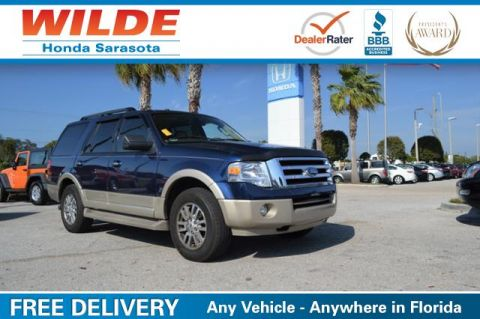 Pre-Owned 2010 Ford Expedition 2WD 4dr Eddie Bauer RWD Sport Utility