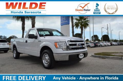 Pre-Owned 2014 Ford F-150 2WD Reg Cab 145 XL RWD Regular Cab Pickup