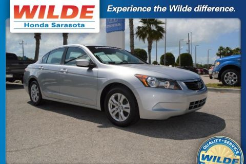 Pre-Owned 2009 Honda Accord 4dr I4 Auto LX-P FWD 4dr Car