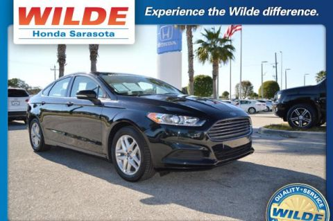 Pre-Owned 2014 Ford Fusion 4dr Sdn SE FWD FWD 4dr Car