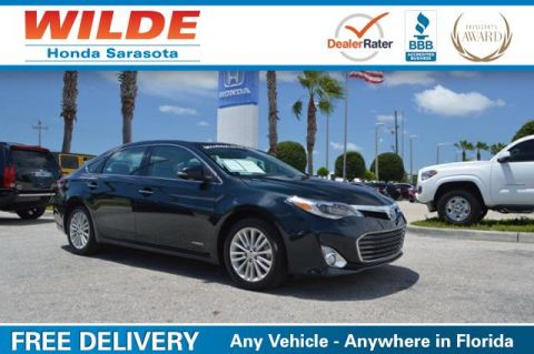 Pre-Owned 2015 Toyota Avalon Hybrid 4dr Sdn Limited FWD 4dr Car