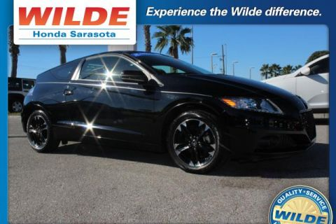 Certified Pre-Owned 2015 Honda CR-Z 3dr Man EX w/Navi FWD 2dr Car