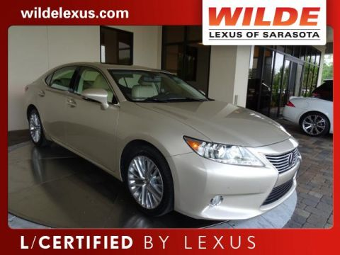 Certified Pre-Owned 2013 Lexus ES 350 4dr Sdn FWD 4dr Car