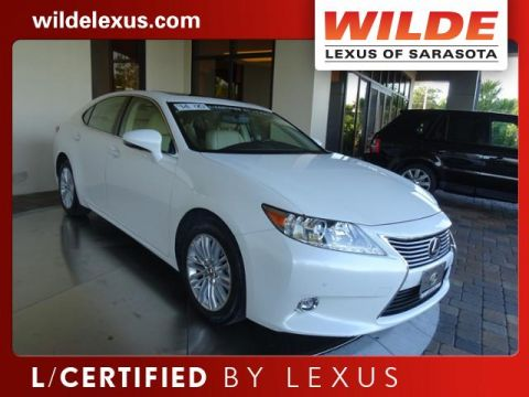 Certified Pre-Owned 2014 Lexus ES 350 4dr Sdn FWD 4dr Car