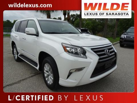 Certified Pre-Owned 2015 Lexus GX 460 4WD 4dr 4WD