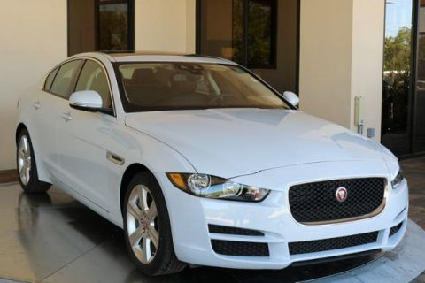 Certified Pre-Owned 2017 Jaguar XE 25t Premium RWD RWD 4dr Car