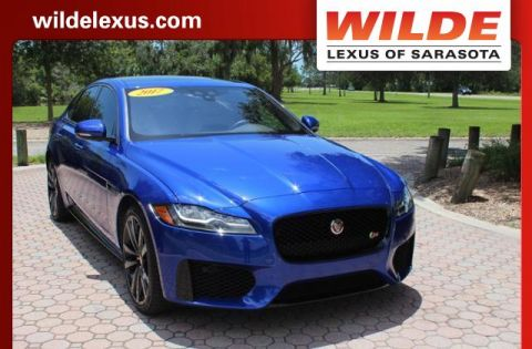 Pre-Owned 2017 Jaguar XF S RWD RWD 4dr Car