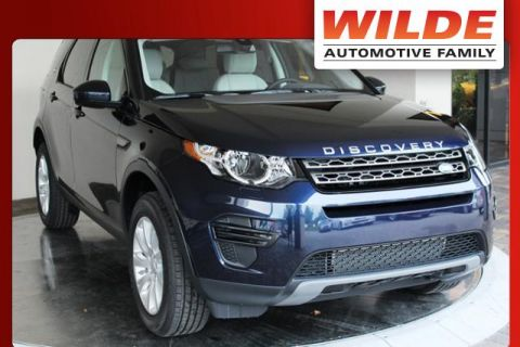 New 2017 Land Rover Discovery Sport SE 4WD 4WD
