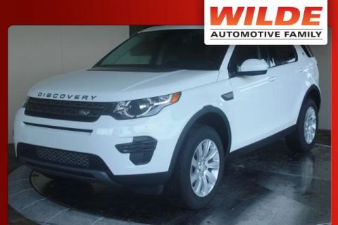 New 2016 Land Rover Discovery Sport AWD 4dr SE 4WD