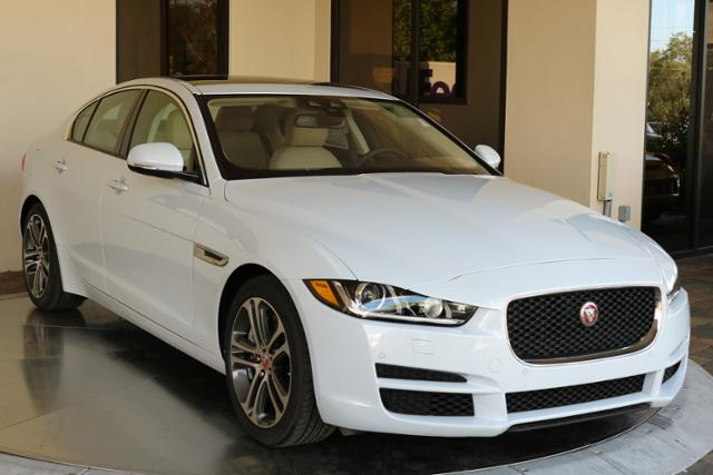 Certified Pre-Owned 2017 Jaguar XE 35t Premium RWD