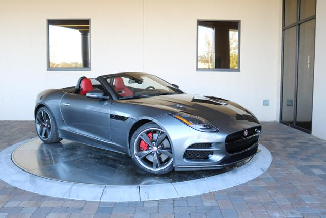 New 2018 Jaguar F TYPE Convertible Auto R AWD