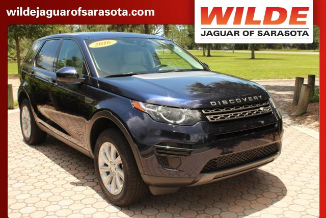 Certified Pre-Owned 2016 Land Rover Discovery Sport AWD 4dr SE