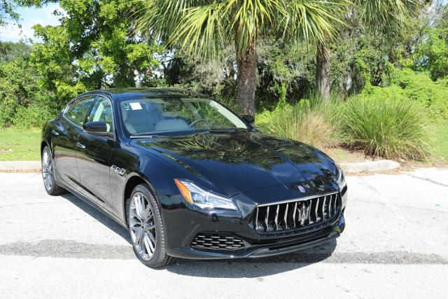 New 2018 Maserati Quattroporte S Q4 3 0l 4dr Car In