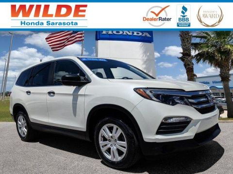 Certified Pre-Owned 2016 Honda Pilot LX AWD