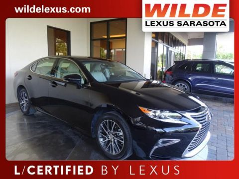 Certified Pre-Owned 2016 Lexus ES 350 FWD 4dr Car