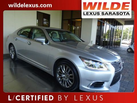 Certified Pre-Owned 2015 Lexus LS 460 RWD 4dr Car