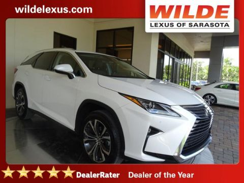 Certified Pre-Owned 2018 Lexus RX 350L Premium FWD Sport Utility