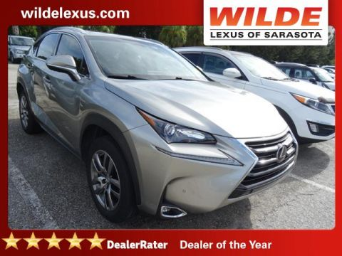 Certified Pre-Owned 2016 Lexus NX 200t With Navigation