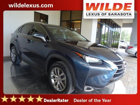 Certified Pre-Owned 2015 Lexus NX 200t LUXU With Navigation