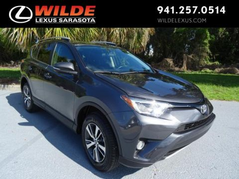 Pre-Owned 2016 Toyota RAV4 XLE FWD Sport Utility