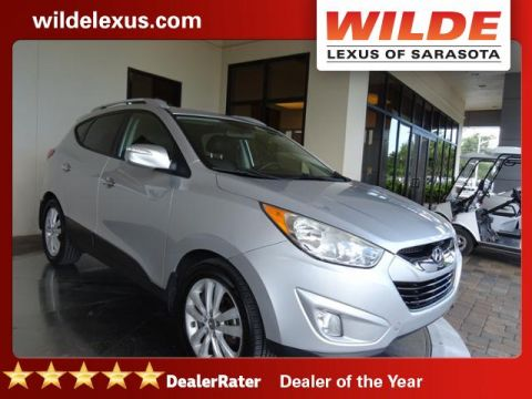 Pre-Owned 2011 Hyundai Tucson Limited FWD Sport Utility