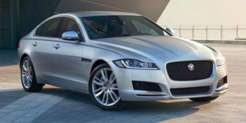 Pre-Owned 2018 Jaguar XF 25t Premium RWD 4dr Car