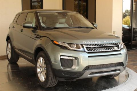 Pre-Owned 2017 Land Rover Range Rover Evoque 5 Door SE 4WD