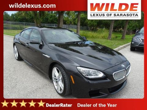 Pre-Owned 2015 BMW 650i Gran Coupe 650i RWD 4dr Car