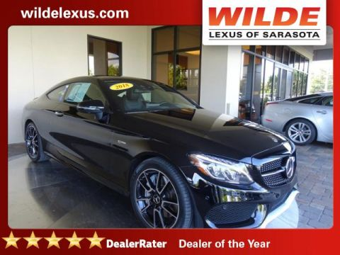 Pre-Owned 2018 Mercedes-Benz AMG C 43 AMG C 43 AWD